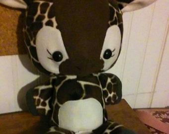 Adorable Baby Giraffe Plush