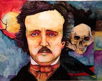 Edgar Allan Poe's Dream World