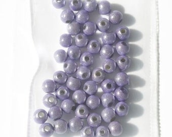 50 beads Magic 4mm - Parma