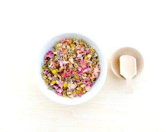 Eco Earth • Tea Refill Pack • Choice of Bedtime Story / Linden Story / Provence Story / Assam Story • Botanical Tea Therapy
