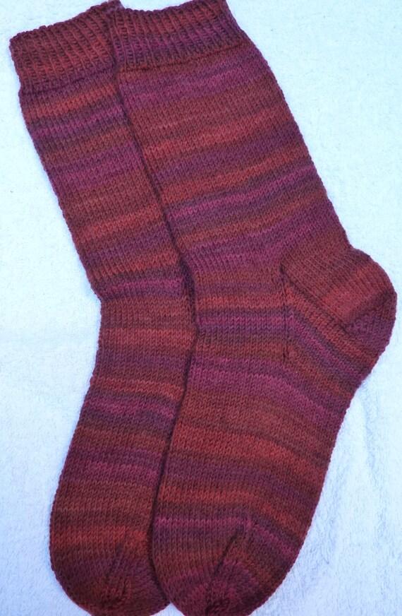 Knitting Pattern For Cashmere Socks : Soft cashmere sock Unisex wool socks Knit cashmere socks