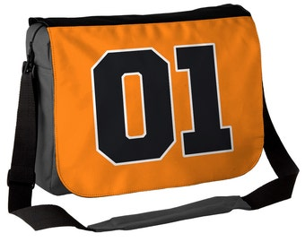 Dukes of Hazzard - 01 - Messenger Bag - SOLID design - Cult Classic TV show