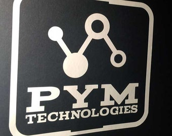 Ant Man - Pym Technologies decal