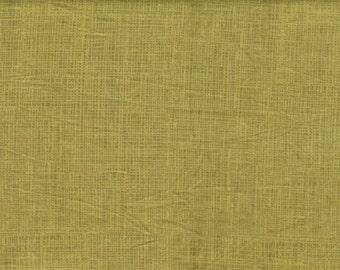 Green Crosshatch Flannel