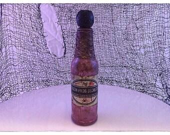Poison Frog Secretion Witch's Bottle