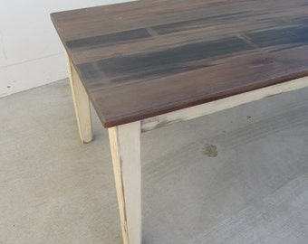Table, Dining Table, Reclaimed Wood, Extension Table, Kitchen Table, Rustic, Handmade