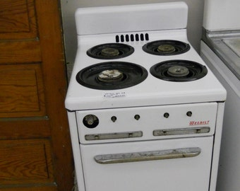 items similar to 1920 enamel gas stove green and cream