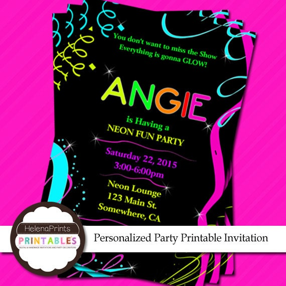 Gymnastics Birthday Invitations as awesome invitations template