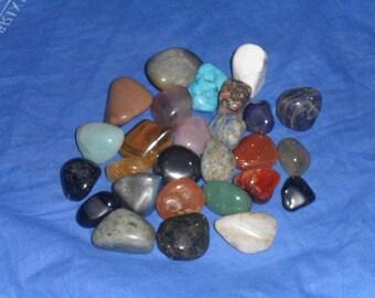 unpierced stones
