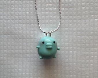 Tamagotchi Kutchipatchi necklace
