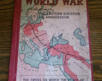 1917 The World War by Arthur G. Daniells