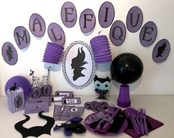 Sweet evil table Kit