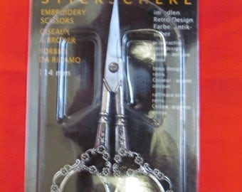 Kleiber Embroidery Scissors - 114 mm