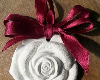 Fragrant pink heart wedding favor placeholders chalks for wedding, prom, birthday, onomastics