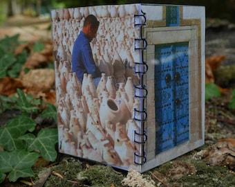 Blue book / notebook