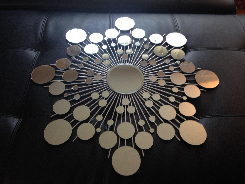 starburst mirror sunburst mirrorcontemporary wall art