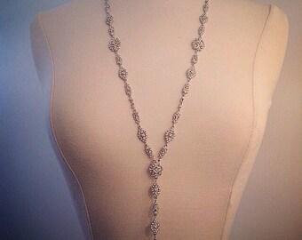 Bohemian beauty necklace