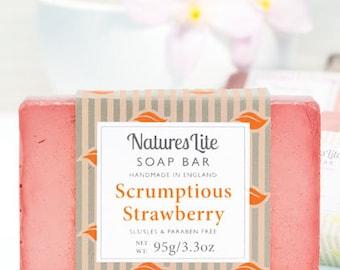 Scrumptious Strawberry