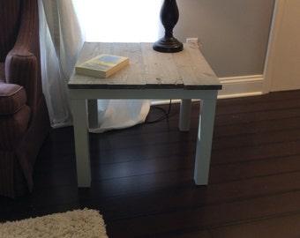 Farmhouse Side Tables