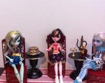 """Glam-Wow Fashion Doll Furniture """"Sitting Room"""""""