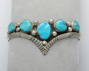 Native american cuff, turquoise cuff, native american bracelet, native american jewelry, native american vintage cuff, vintage cuffs