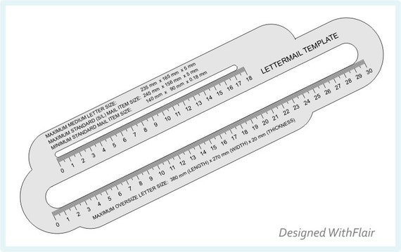 postage to canada letter slot of doom lettermail template drawing for laser cutting 49120