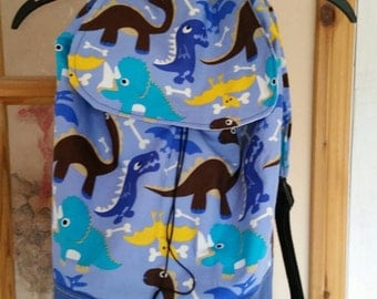 Childrens Dinosaur Backpack