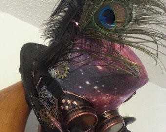 Orions Nebula Steampunk Tophat