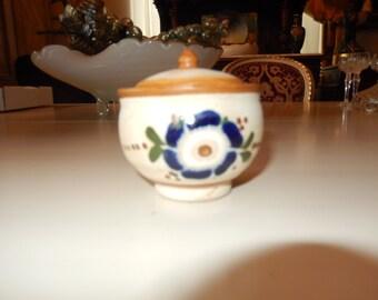 PUERTO VALLARTA MUSTARD Jar with Lid