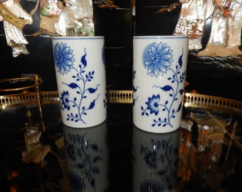 GERMANY HUTSCHENREUTHER VASES