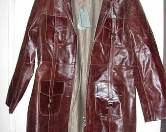 sizma ladies leather jacket