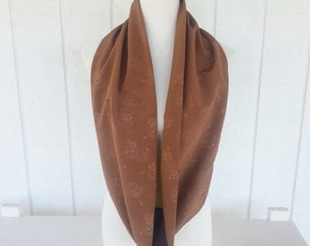 Infinity Scarves - Scarves - Accessories - Brown Scarf - Scarf -Loop Scarves