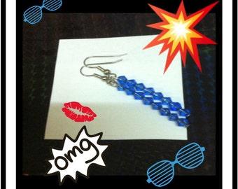 Clearance sale. Dangly beaded earrings.