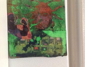 Floppy disk art