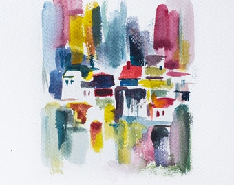 cityscape no. 12