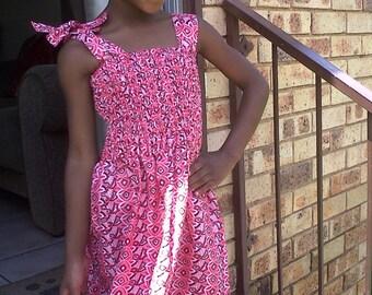 Double Straps Dress