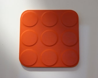 Coasters by Tomas (Orange)