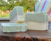Lemongrass & Honey w/Silk--All Natural