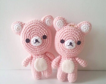 Tamagotchi cover - Cute bear -made to order