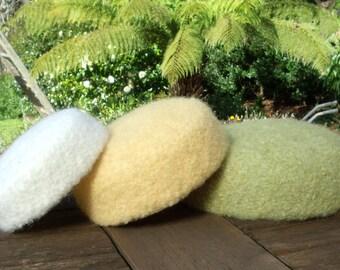 Felted Wool Bowls / Nesting Bowls / Jewellery Organiser