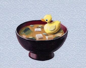Miso Bath 5x7 in.