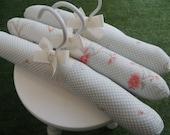 Baby Hangers, Children's Padded Hangers, Baby Gifts, set of 3