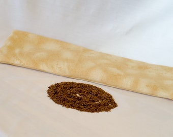 Flax Seed Back Pillow