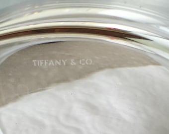 Tiffany & Co -Crystal Ice Bucket