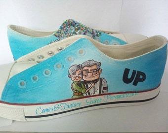 Custom shoes UP-Pixar