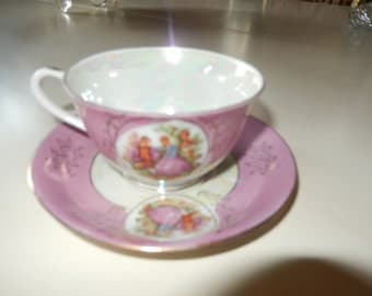 JAPAN NASCO TEACUP and Saucer Set