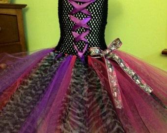 Monster High Tutu Dress!