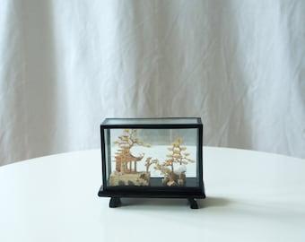 Asian Decor - Asian Diorama - Asian Art