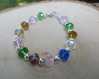 Multi-Color Swarovski