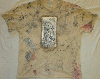 Post Apocalyptic Mexican T-Shirt